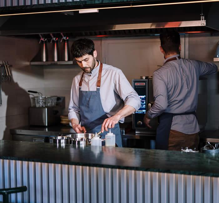 Amenidades Cocina Chef