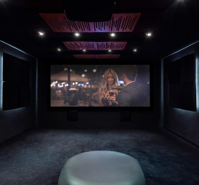 Amenidades Sala de Cine