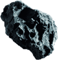 Deco asteroide