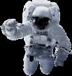 Deco astronauta