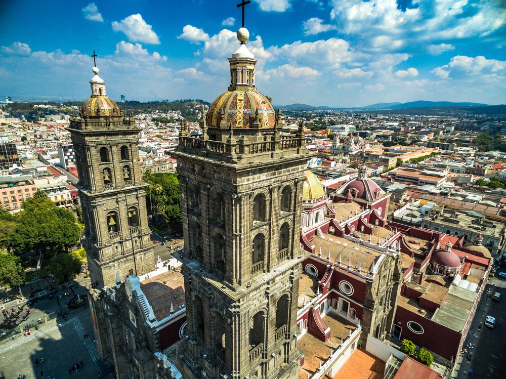 Puebla, destino económico en Semana Santa.