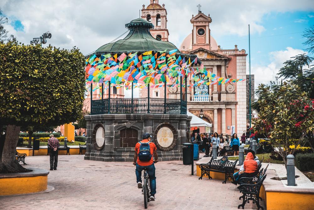 Querétaro, destino económico en Semana Santa.