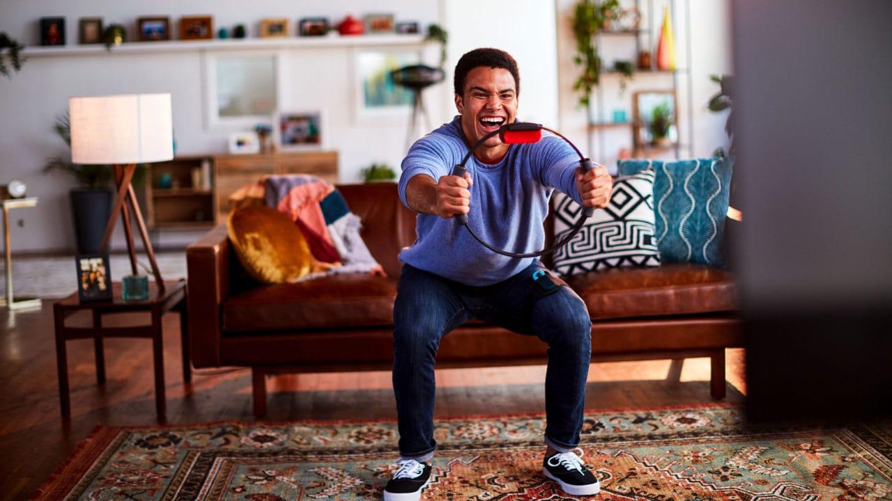 juegos de video para ejercitarse desde casa