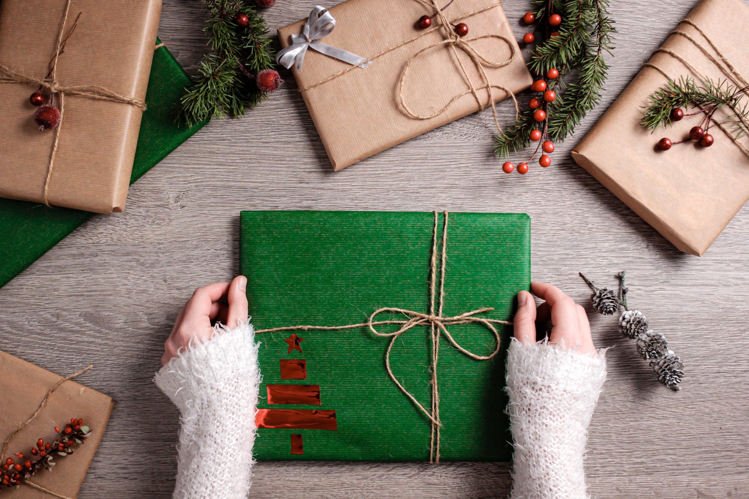ideas para tener una navidad sustentable