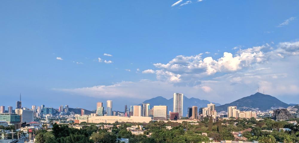 Desarrollos inmobiliarios en el Centro de Monterrey